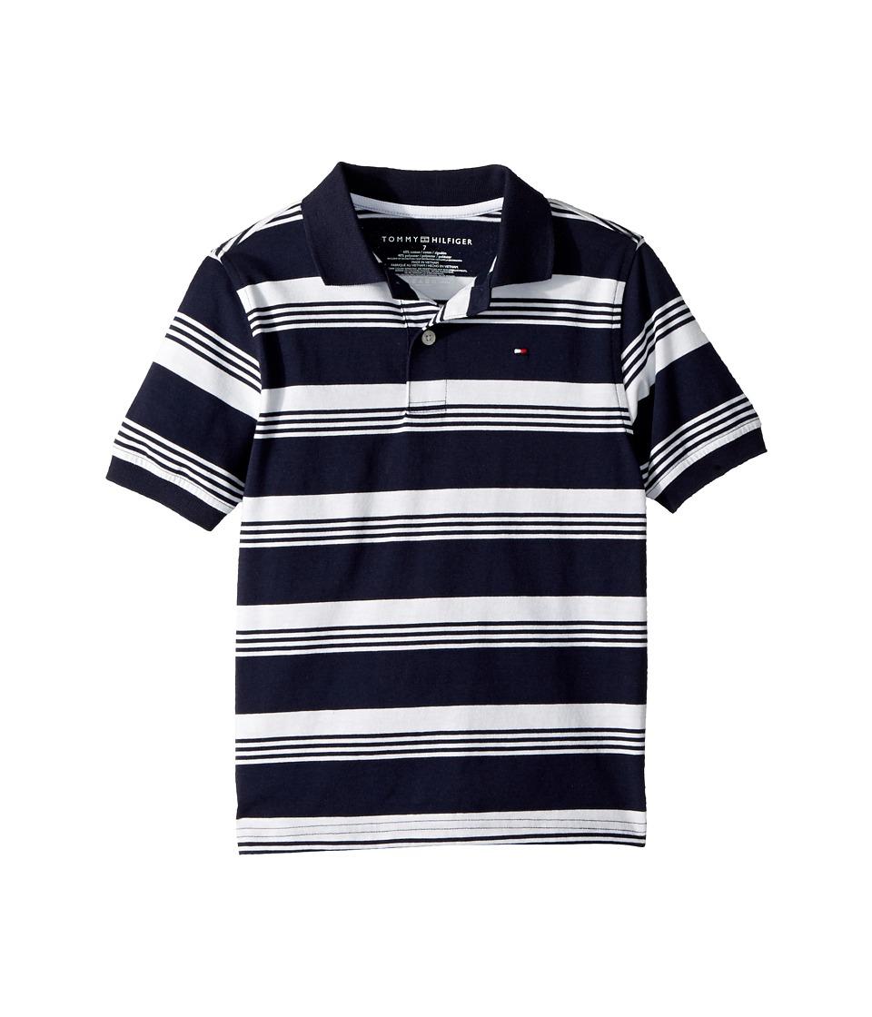 Tommy Hilfiger Kids - Gordon Polo (Toddler/Little Kids) (Swim Navy) Boys Clothing