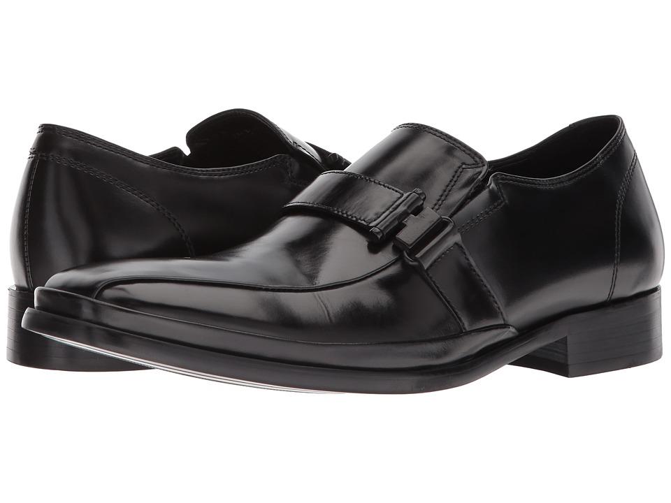 Kenneth Cole Reaction - Zap Loafer (Black) Mens Slip on  Shoes