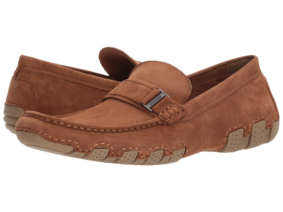 Kenneth Cole Reaction - Later Driver B (Rust) Mens Slip on  Shoes