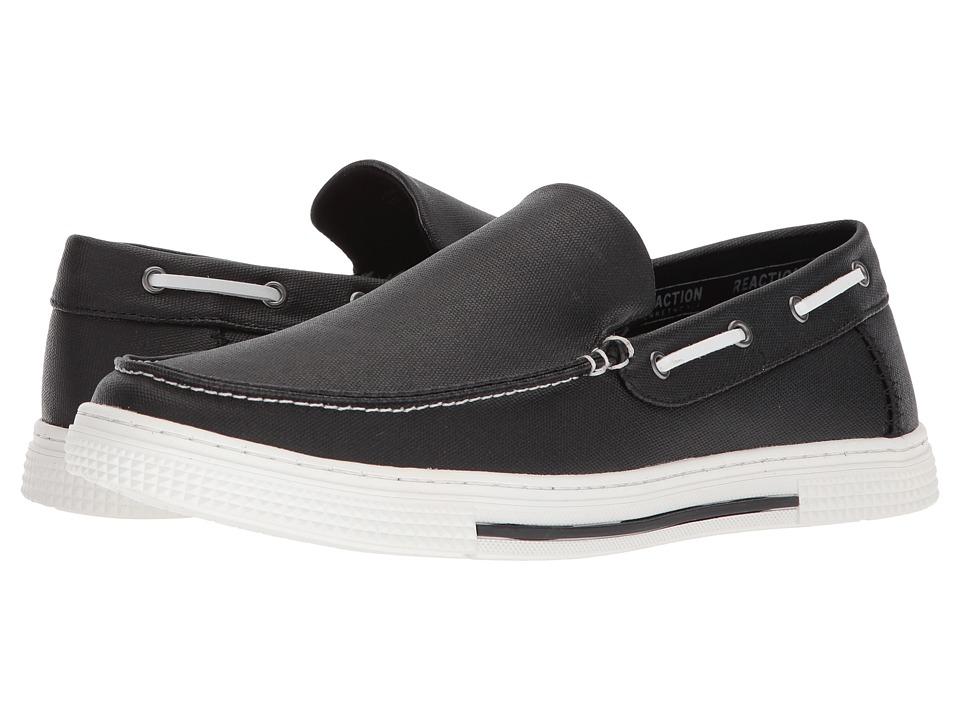 Kenneth Cole Reaction - Ankir Slip-On B (Black) Mens Slip on  Shoes