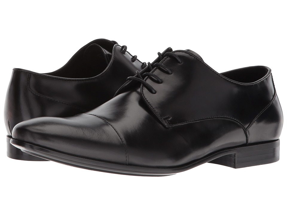 Kenneth Cole New York - Mix Oxford (Black) Mens Lace up casual Shoes