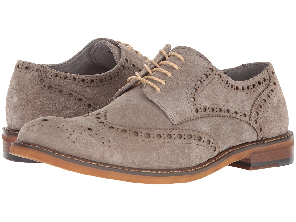 Kenneth Cole New York - Dance Oxford (Taupe) Mens Lace up casual Shoes