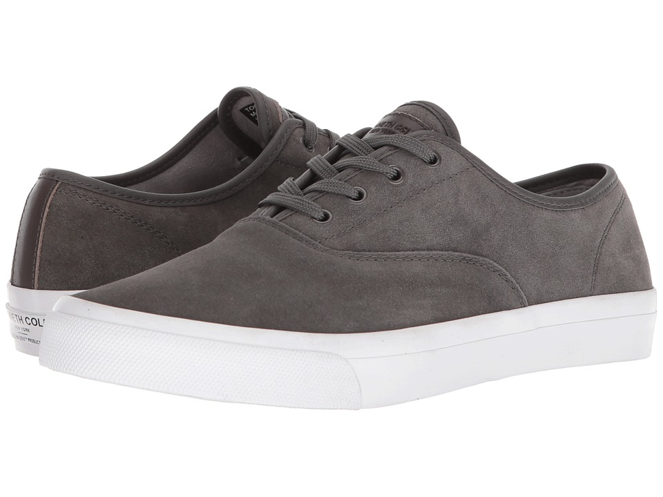 Kenneth Cole New York - Toor Sneaker (Grey Combo) Mens Lace up casual Shoes