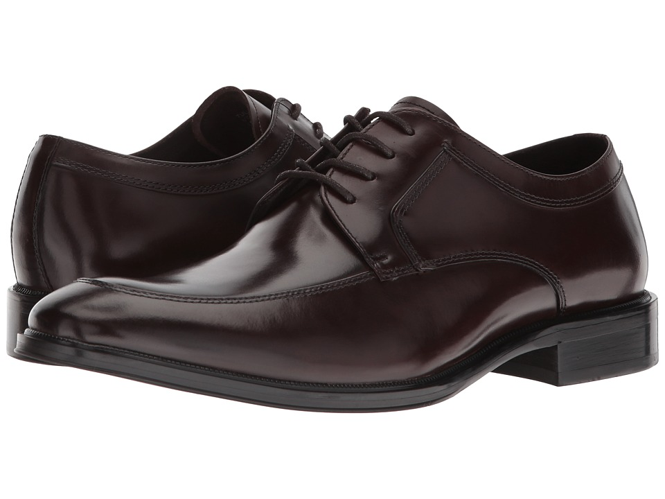 Kenneth Cole New York - Tully Oxford (Brown) Mens Lace up casual Shoes