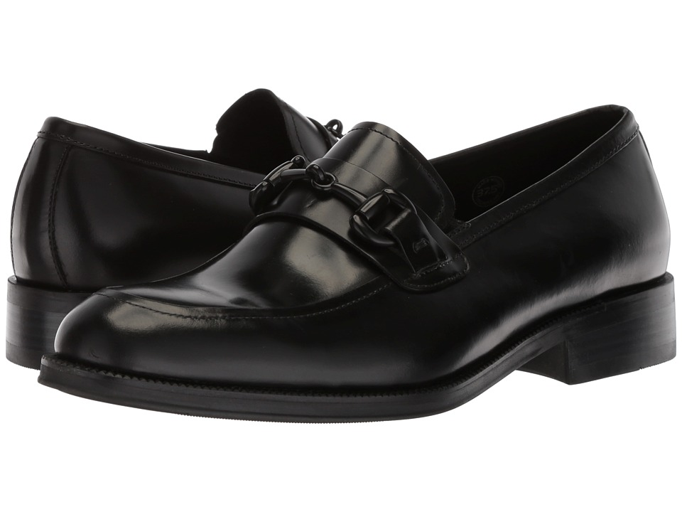 Kenneth Cole New York - Brock Loafer (Black) Mens Slip on  Shoes