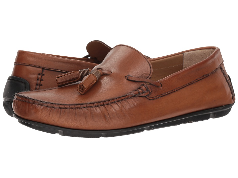 Kenneth Cole New York - Randall Driver (Cognac) Mens Shoes