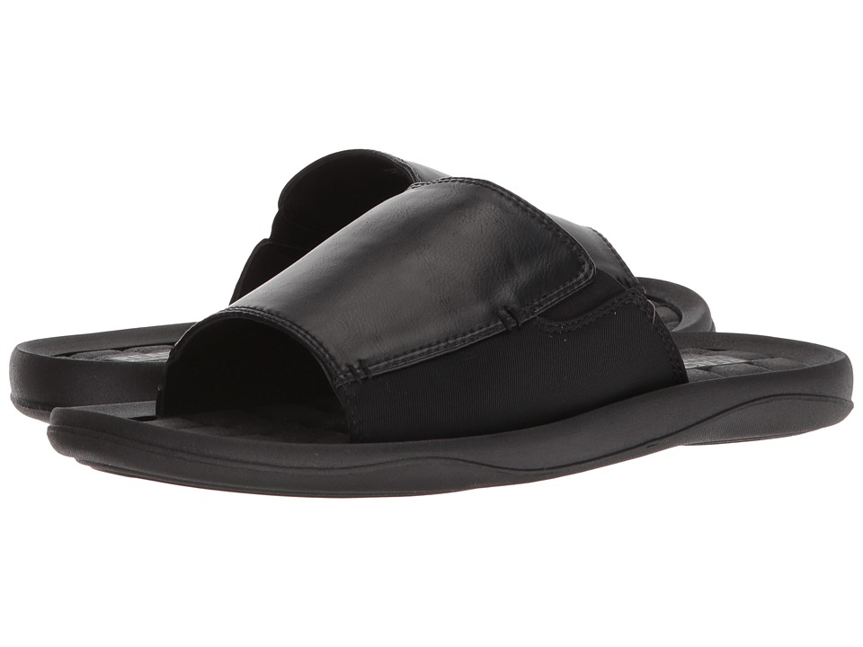 Kenneth Cole Reaction - Four-Age (Black) Mens Sandals