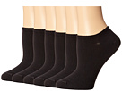 HUE Cotton Liner 6 Pair Pack