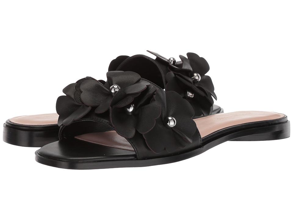 Avec Les Filles - Baha (Black Nappa) Women's Sandals