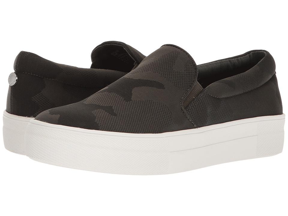 Steve Madden Gills Sneaker (Camo) Women's Shoes