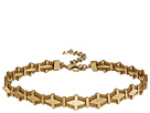Lucky Brand Lucky Brand Waxed Leather Choker Necklace