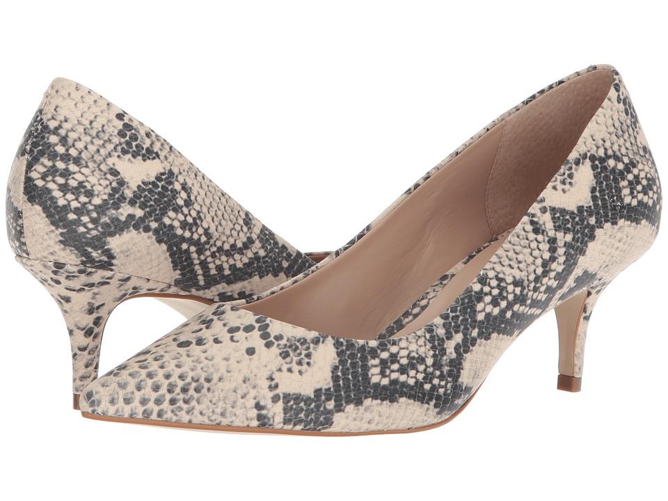 Steve Madden Sabrinah Pump (Natural Snake) Women's Shoes