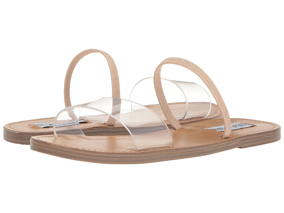 Steve Madden - Dasha (Clear 1) Women's Sandals