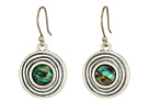 Lucky Brand Set Stone Drop Earrings