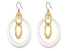 Lucky Brand Orbital Drop Earrings