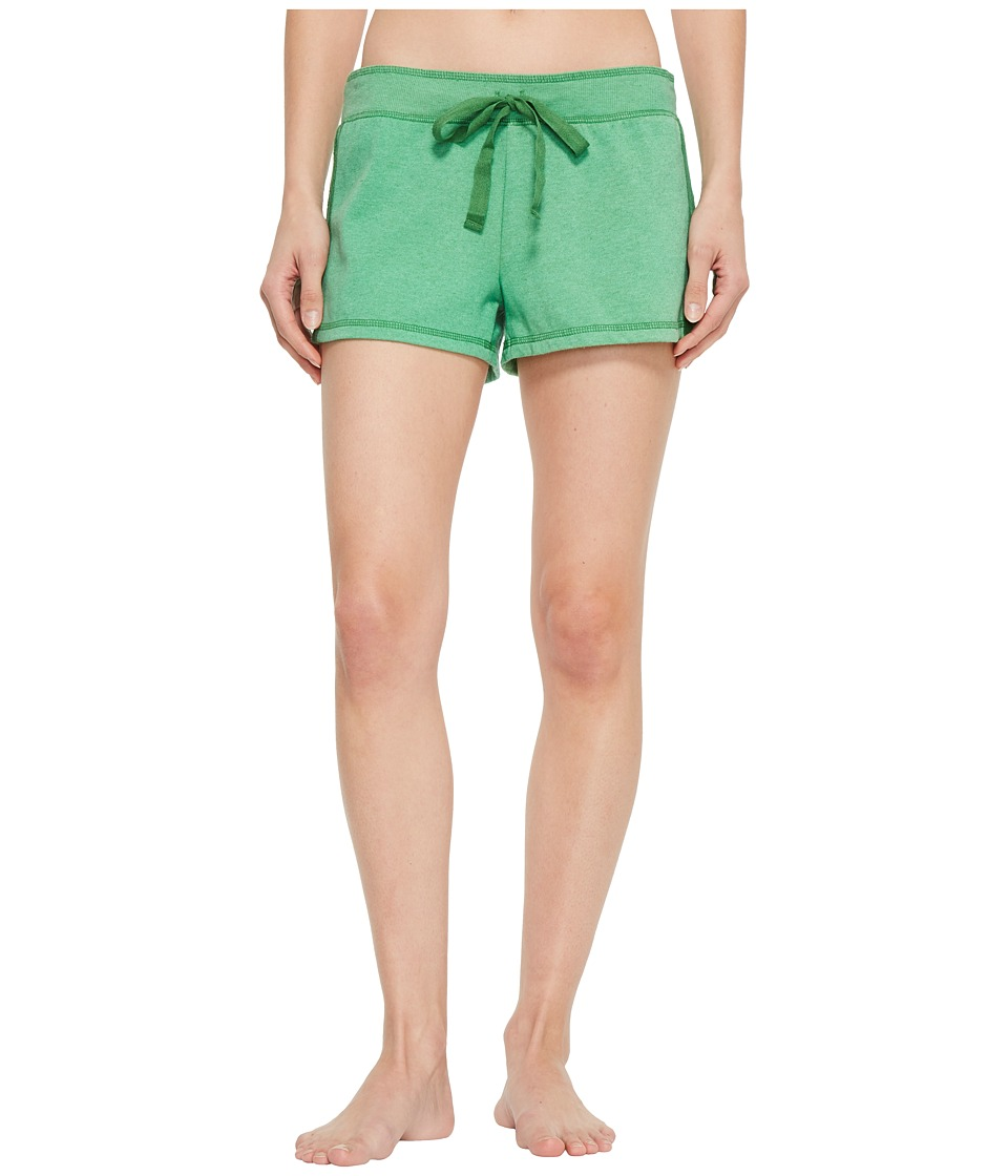 P.J. Salvage - Lucky Me Shorts (Green) Womens Shorts