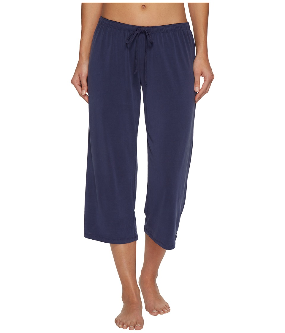 P.J. Salvage - Elevated Lounge Pants (Navy) Womens Pajama