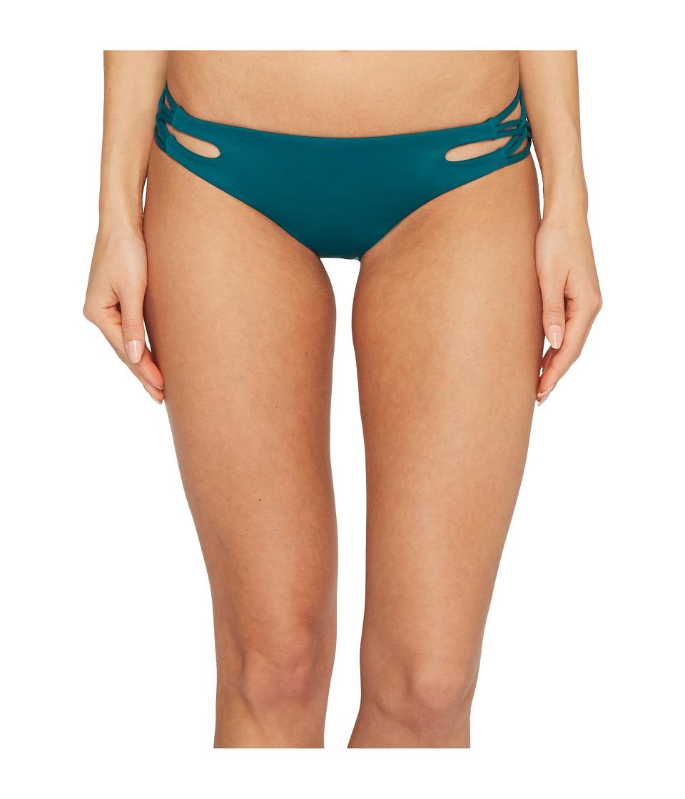 Isabella Rose Paradise Maui Bikini Bottom (Jade) Women