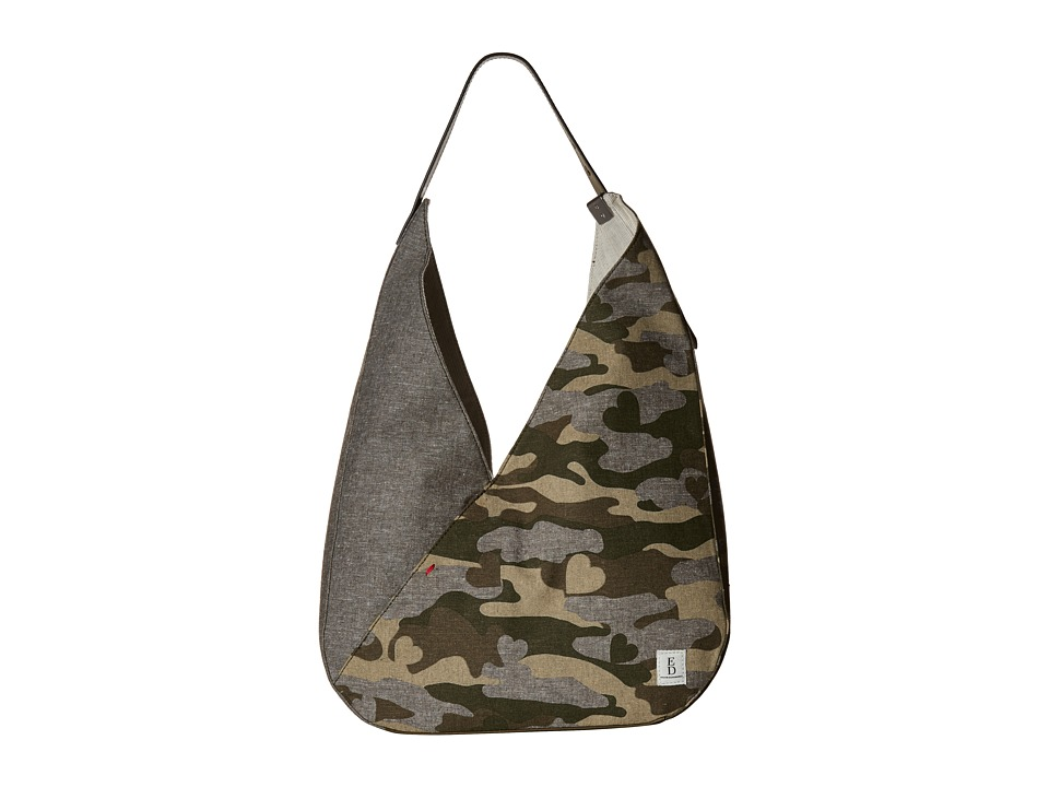 ED Ellen DeGeneres - Lesia Hobo (Forest) Hobo Handbags