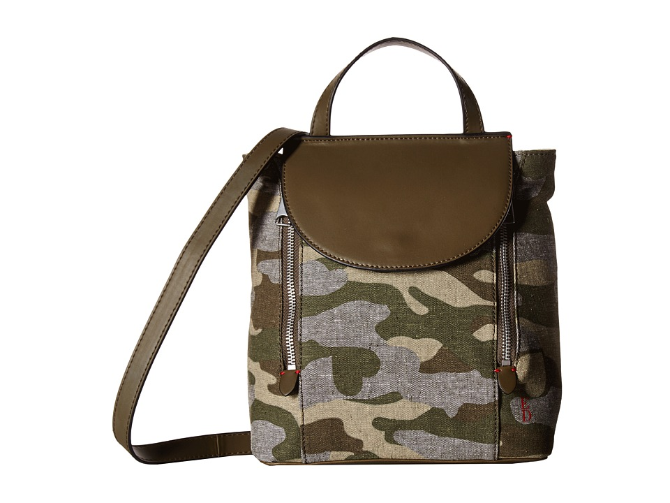 ED Ellen DeGeneres - Mina Small Rucksack (Forest) Handbags