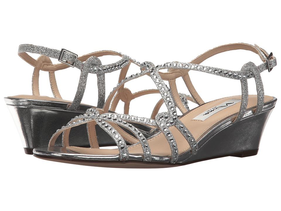 Nina - Finola (Silver) Women's Sandals