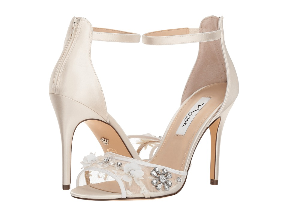 Nina - Clarity (Ivory) Womens Sandals