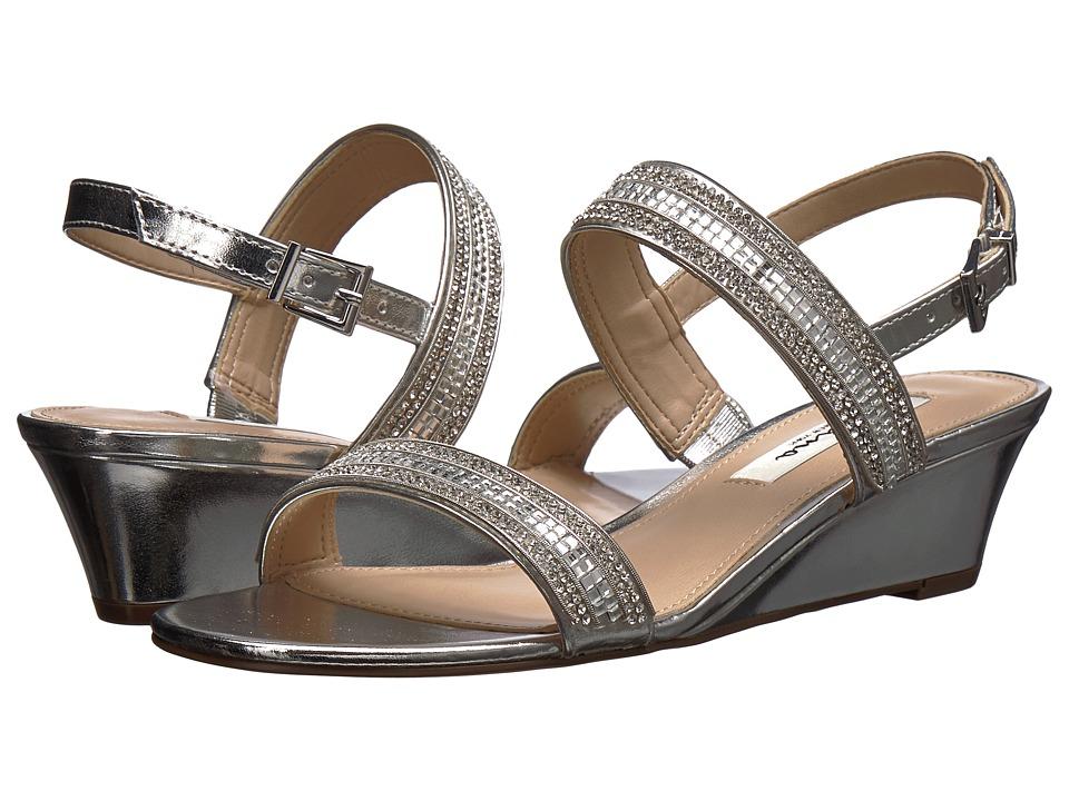 Nina Florece (Silver) Sandals