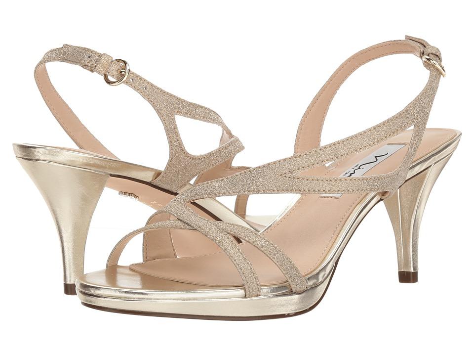 Nina Nura (Platino) Sandals