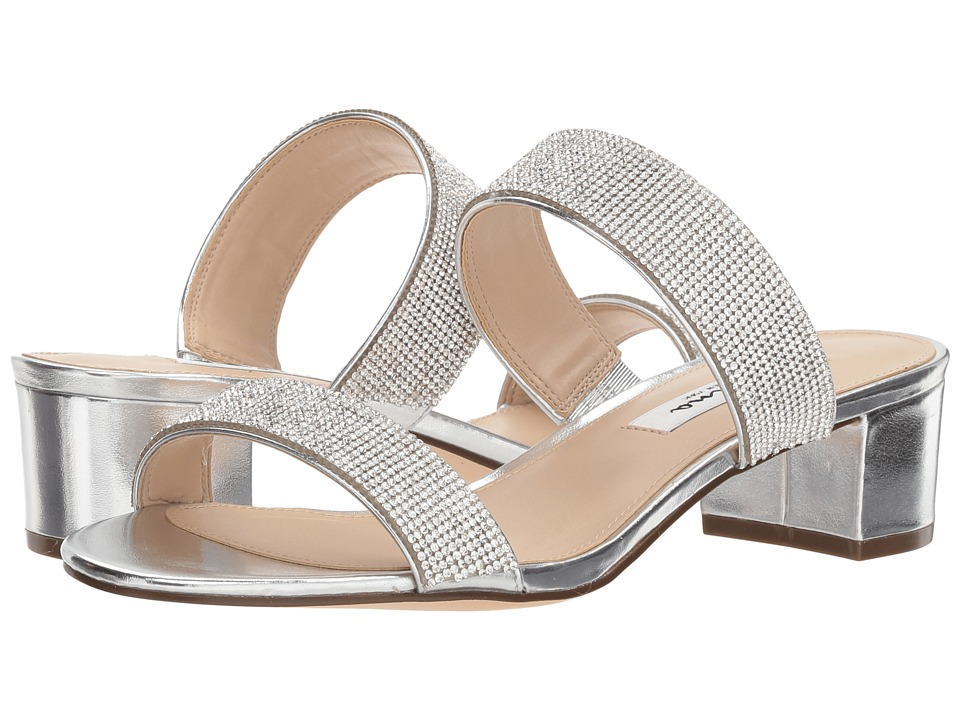 Nina - Georgea (Silver) Women's Sandals