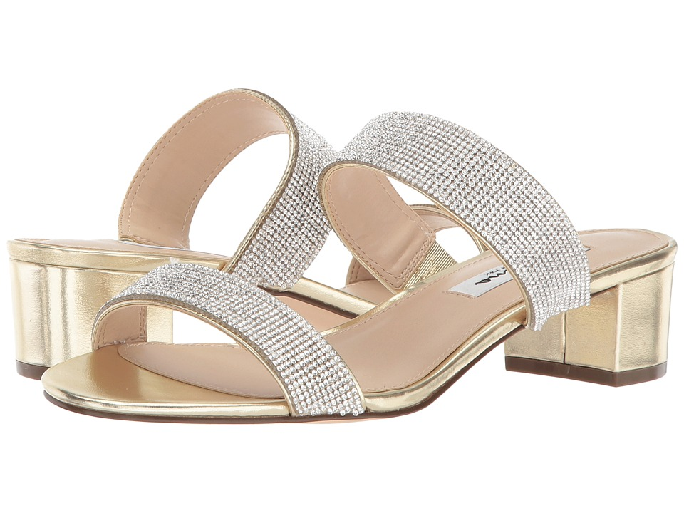 Nina Georgea (Platino) Sandals