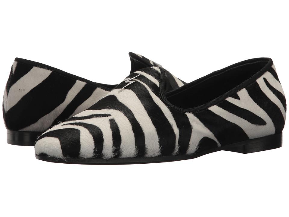 Zebra Pattern Women S Animal Print Shoes