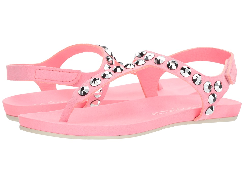 Pedro Garcia - Judith (Highlighter Pink Neon Castoro) Womens Dress Sandals