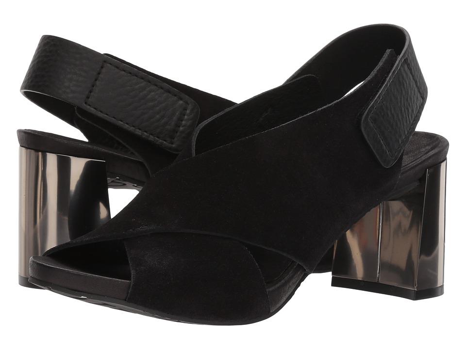 Pedro Garcia - Wara (Black Castoro) Womens Sandals
