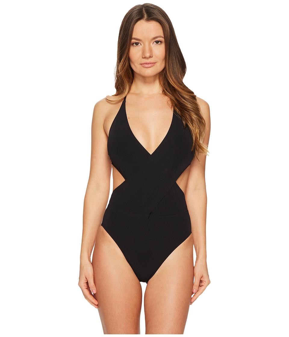 Tory Burch Swimwear - Solid Wrap One