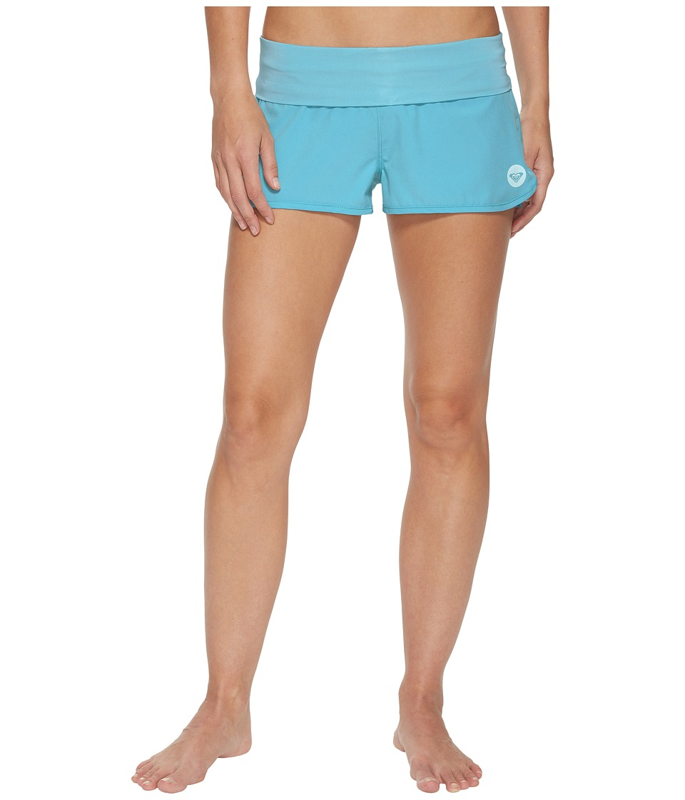 Roxy Endless Summer Boardshorts (Aquarelle) Women