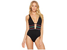 Isabella Rose Crystal Cove Plunge Maillot
