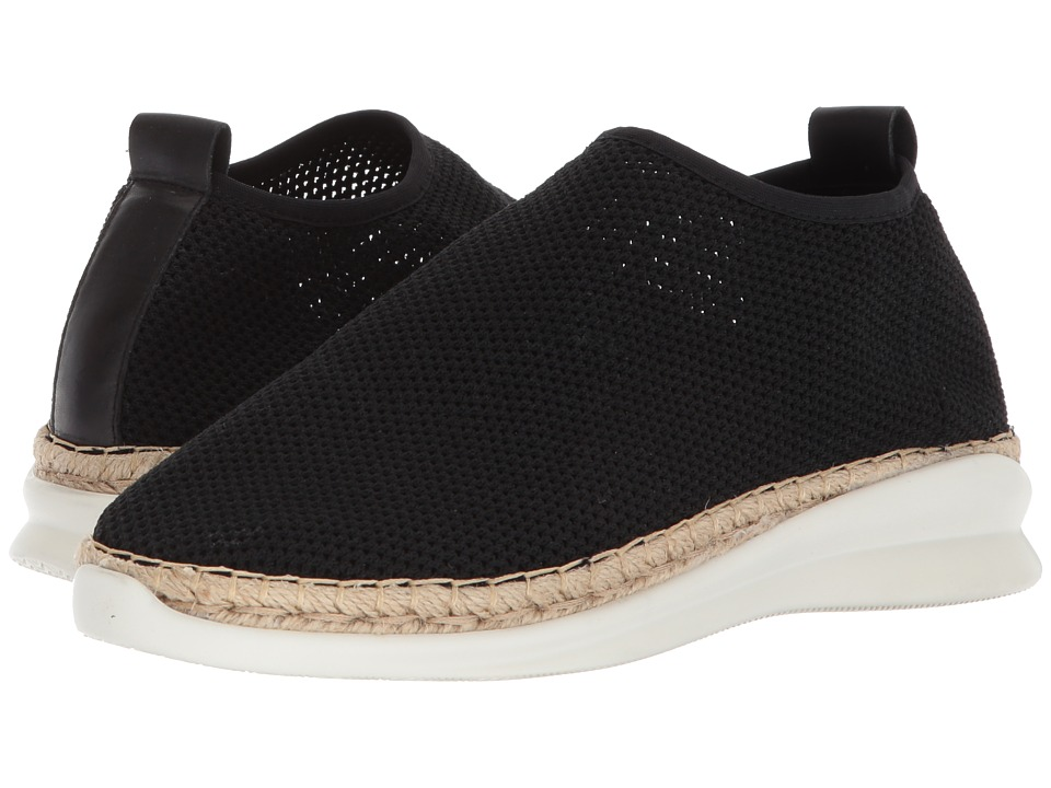 Kelsi Dagger Brooklyn - Central Sneaker (Black Sport Mesh) Womens Shoes