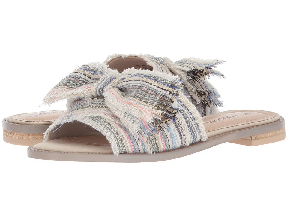 Kelsi Dagger Brooklyn - Revere (Bone/Multi Leather/Fabric) Womens Shoes