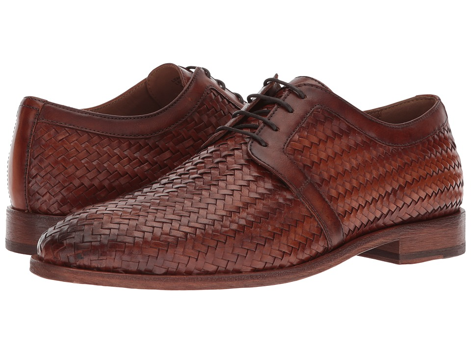 Robert Talbott - Bolinas (Cognac Leather) Mens Shoes