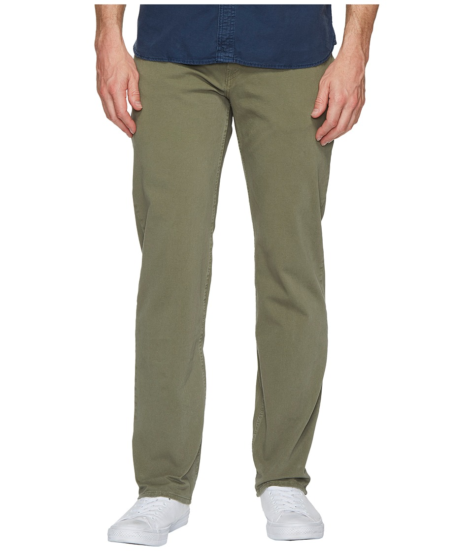 Dockers - Straight Fit Chino Smart 360 FLEX Pant D2 (Deep Lichen Green) Mens Jeans