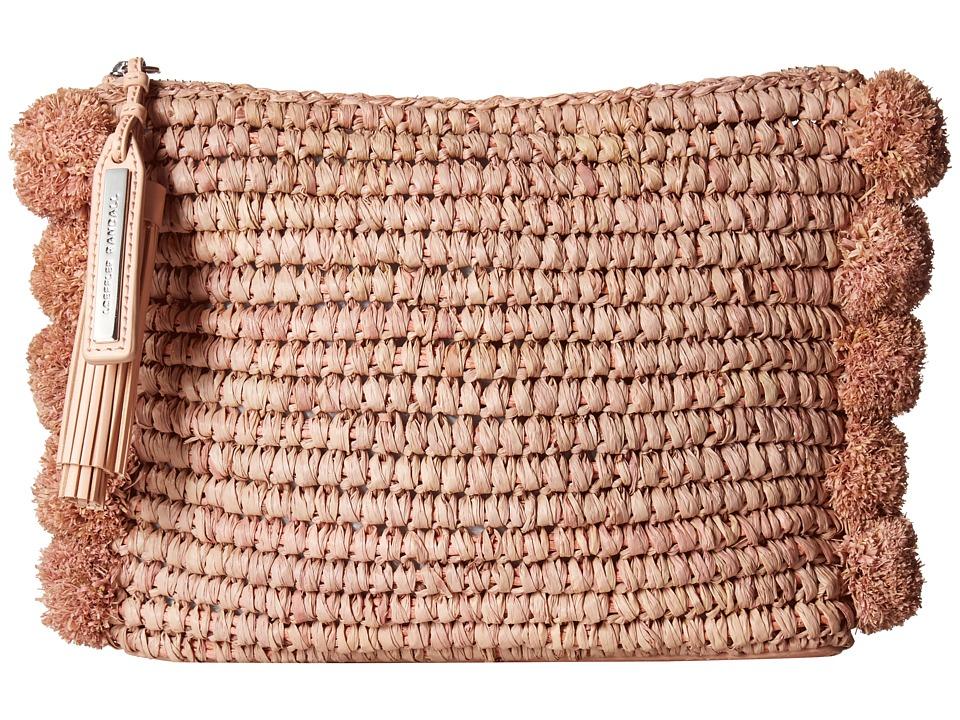 Loeffler Randall - Tassel Pouch (Ballet) Clutch Handbags