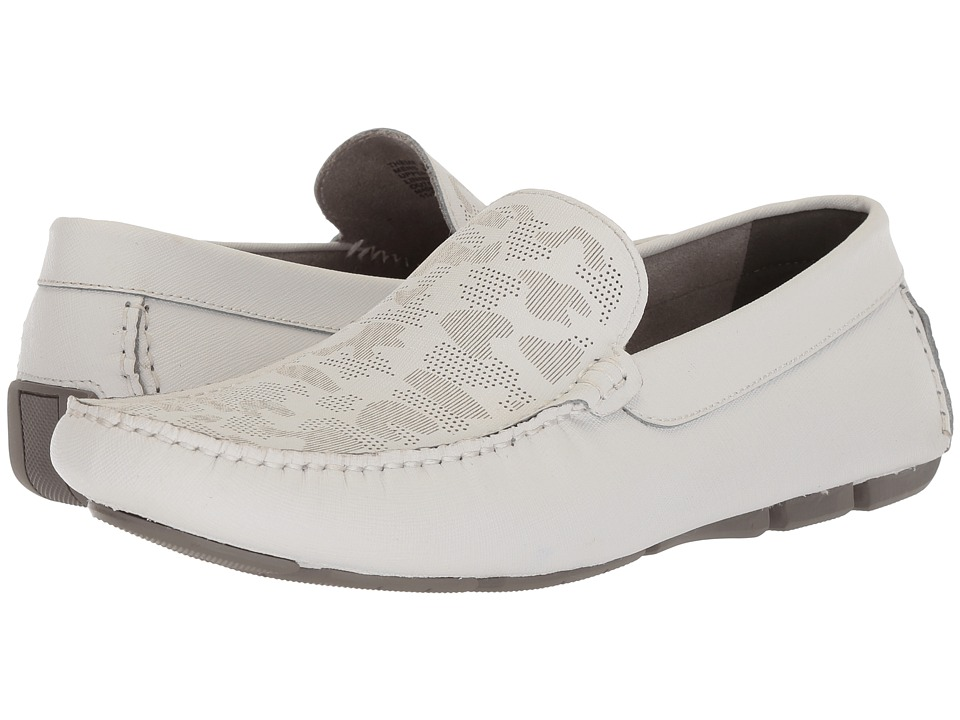 Kenneth Cole New York - Theme Song (White) Mens Shoes