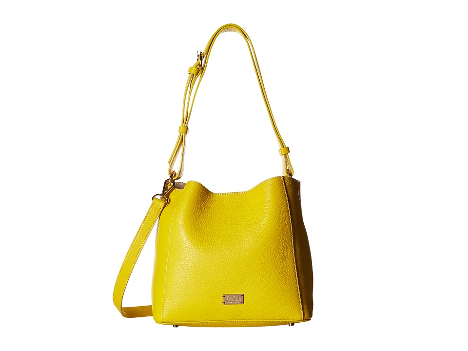 Frances Valentine - New Small June Hobo (Canary) Hobo Handbags