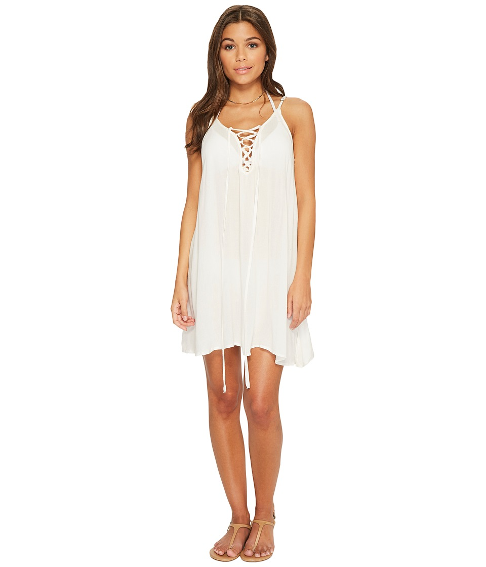 Roxy Softly Love Solid Dress Cover-Up ERJX603122-WBT0