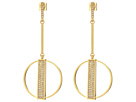 Vince Camuto Linear Post Earrings