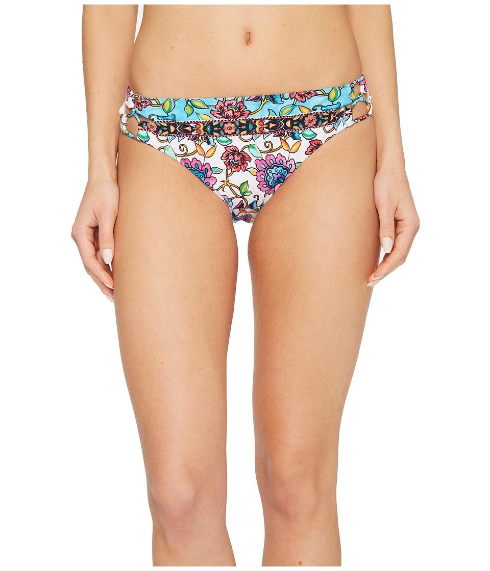 Nanette Lepore Rosarito Siren Bikini Bottom NL8CP93-100