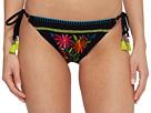 Nanette Lepore Nanette Lepore Isla Marietas Vamp Tie Side Hipster Bikini Bottom