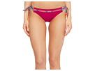 Nanette Lepore Nanette Lepore Cha Cha Cha Vamp Tie Side Hipster Bikini Bottom
