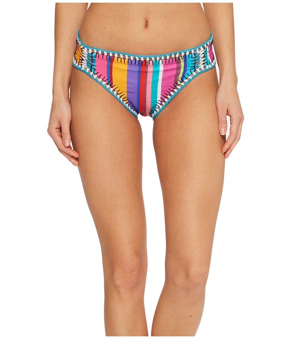Nanette Lepore Sayulita Siren Cheeky Hipster Bikini Bottom NL8CG91-960