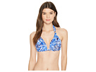 LAUREN Ralph Lauren LAUREN Ralph Lauren Playa Floral Molded Cup Slider Top